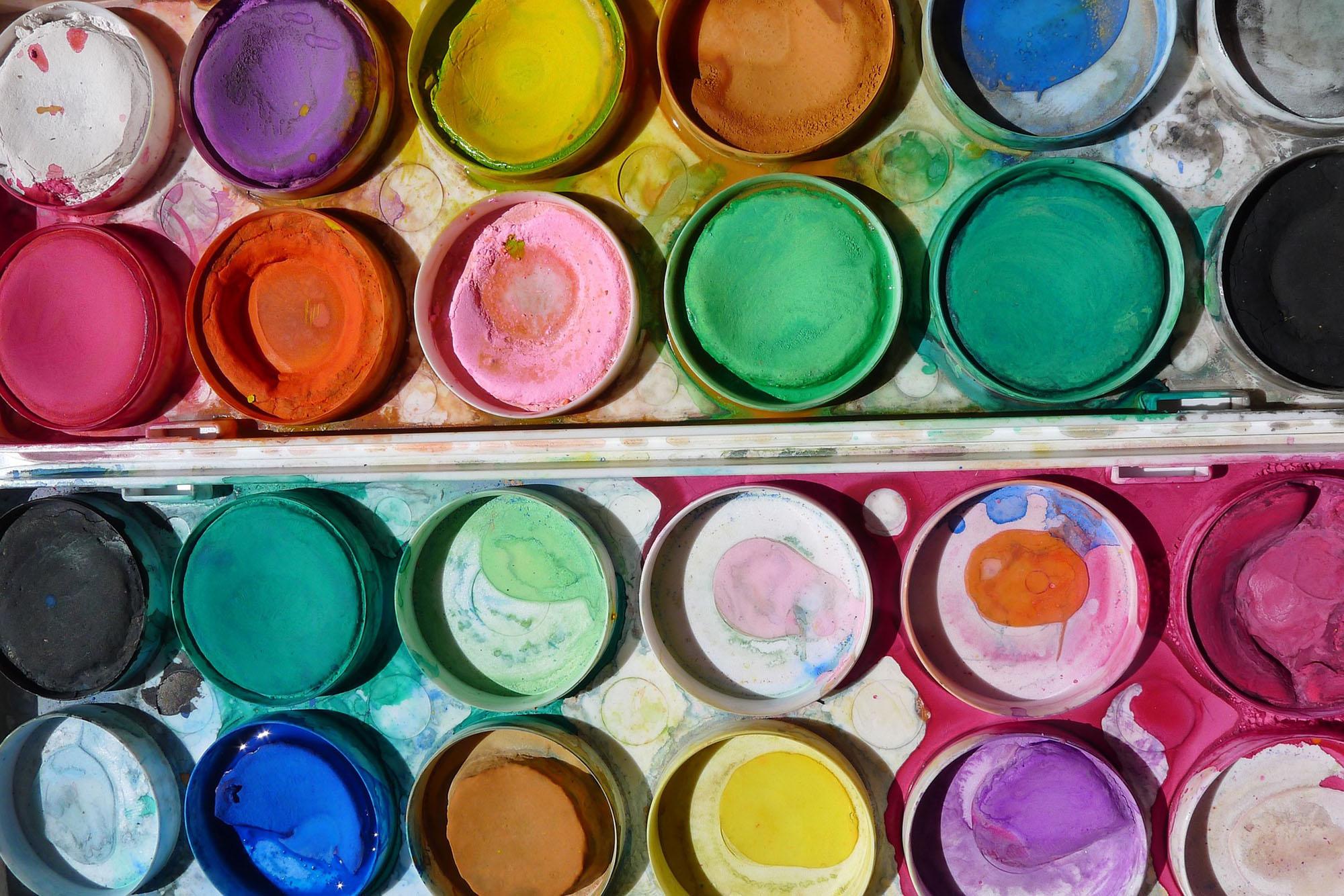 Activite creative en after school chez Little ANglais