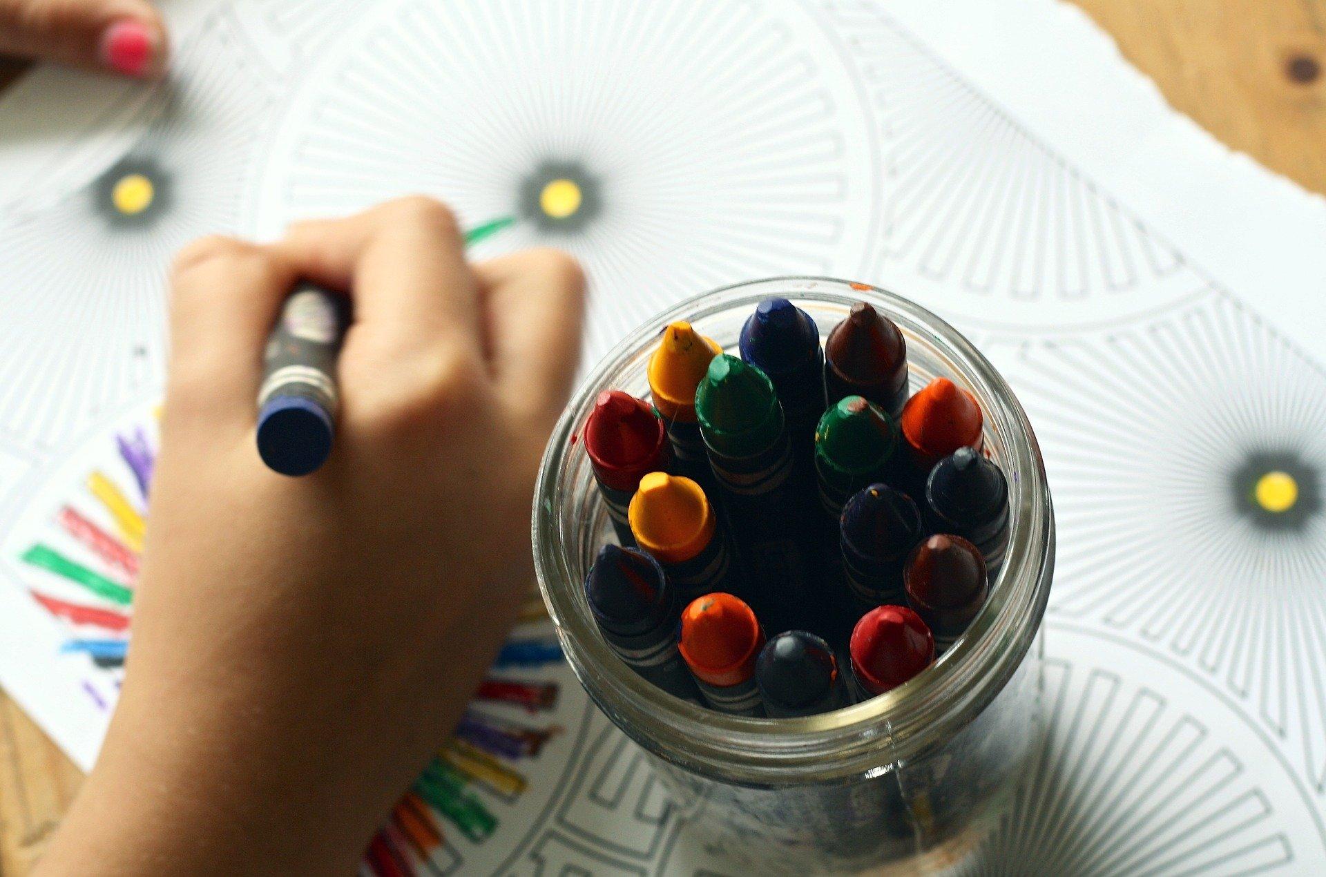 Activites creatives en anglais pour les enfants
