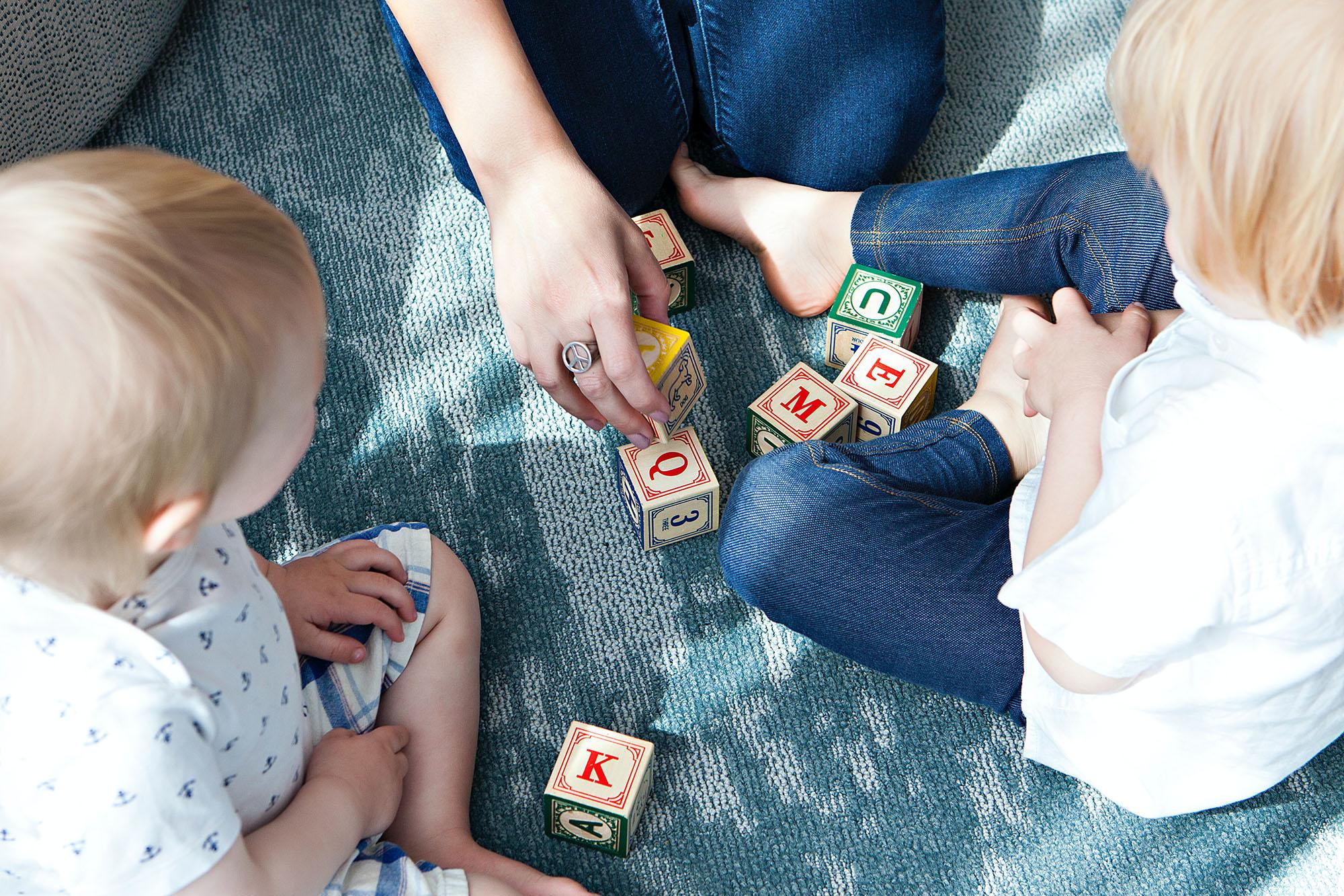 Little éveil à l'anglais pour les enfants entre 2 ans et 4 ans chez Little Anglais Montpellier
