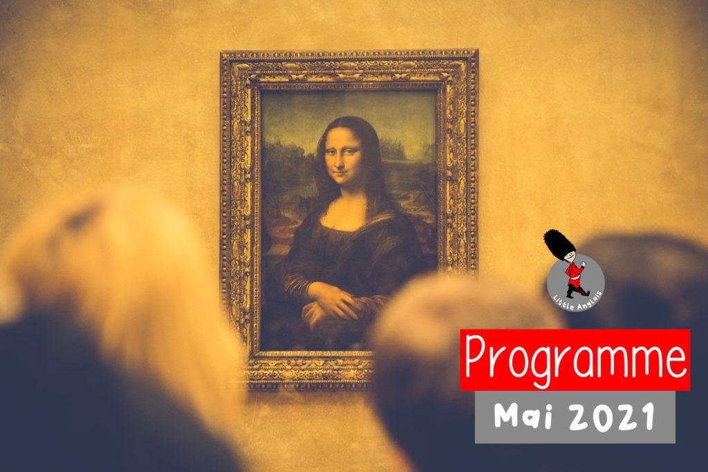 Programme Mai 2021 Little Anglais Montpellier
